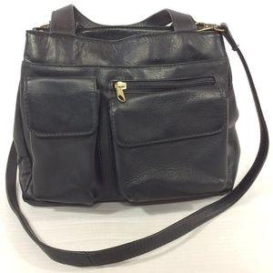 HOBO International vintage bag shoulder leather